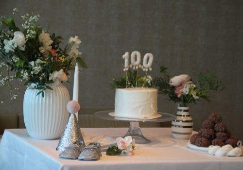 Baby 100 Days Celebration