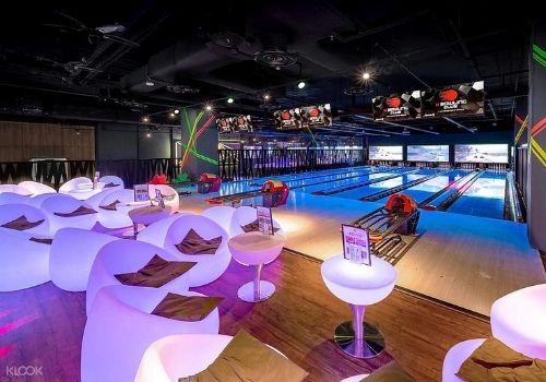 k bowling club - kids bowling