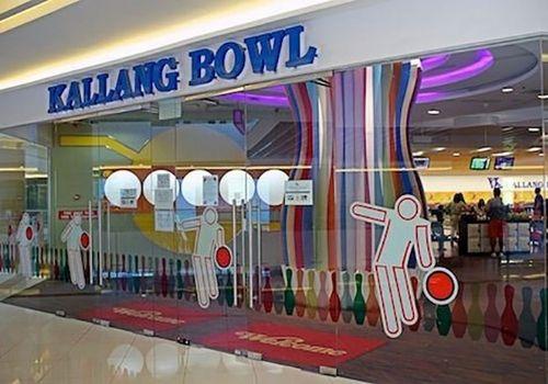 kallang bowl - kids bowling
