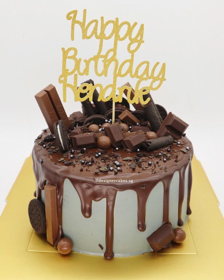 birthday cakes - birthday party Singapore