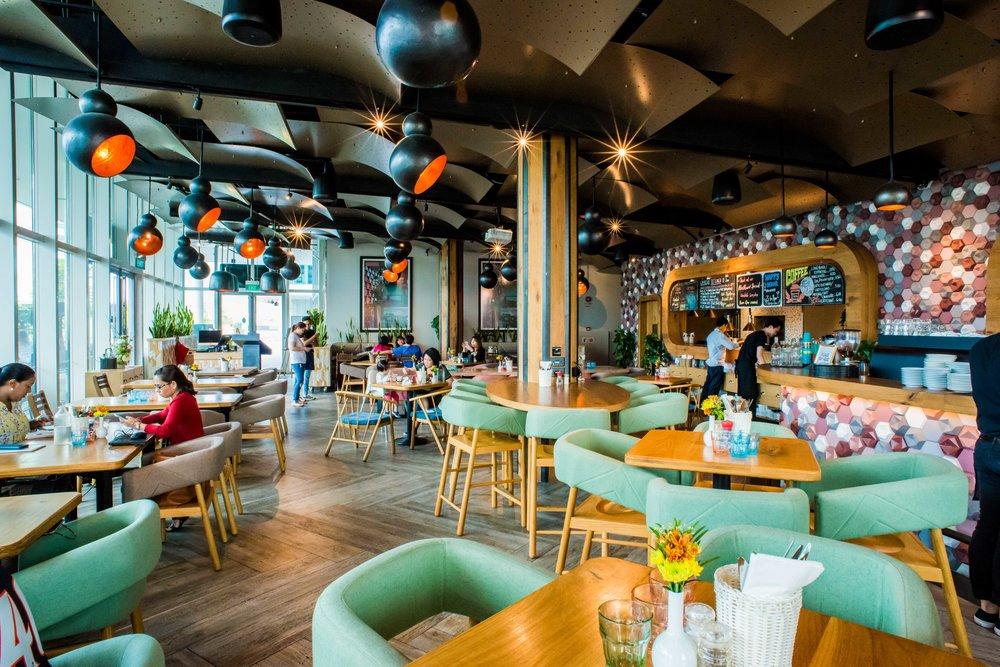 Baby Birthday Party Venues - Cafe Melba