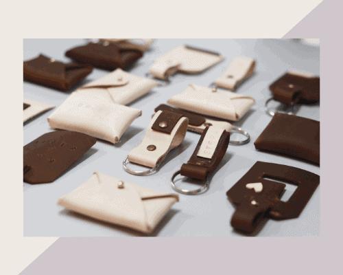 birthday gift - diy leather making