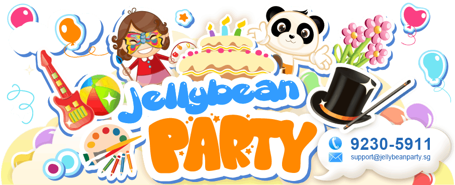 Baby Birthday Party Venues - Jellybean Party