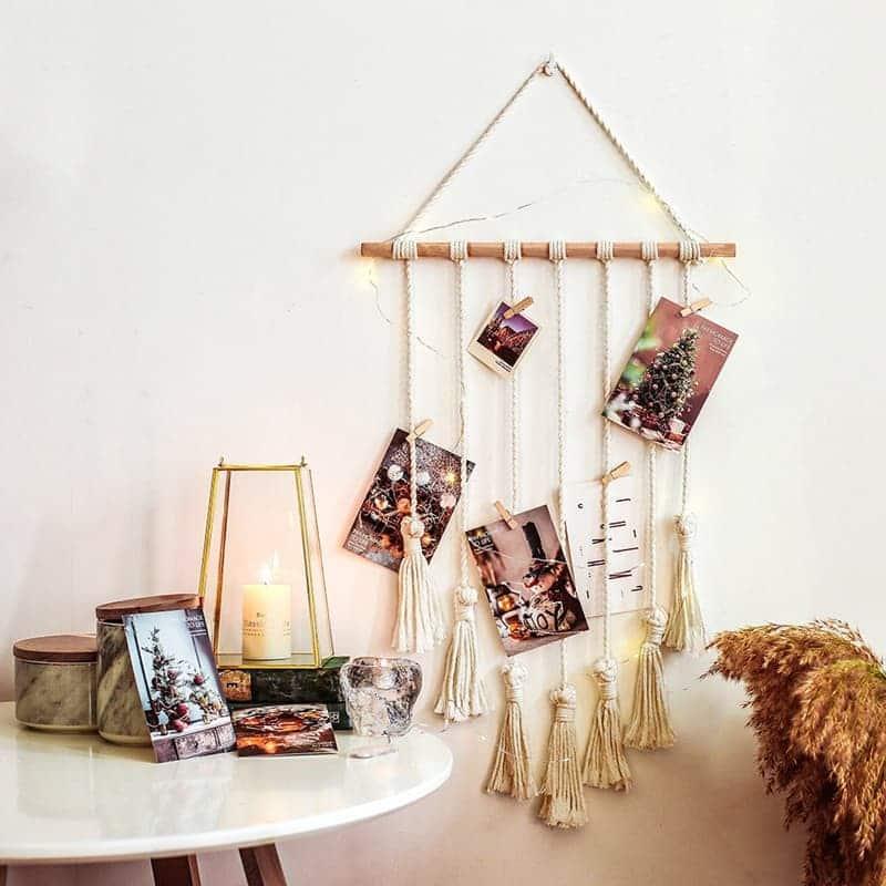 birthday gift - photo display