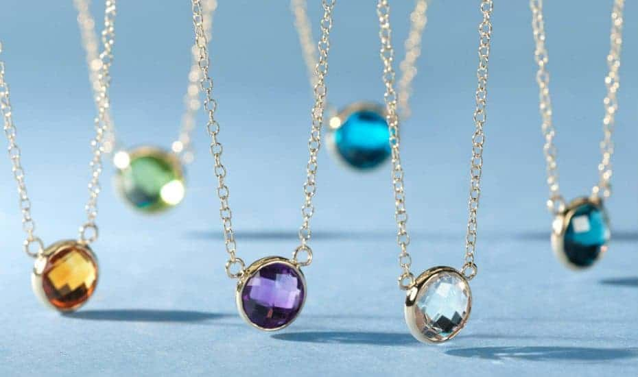 birthday gift - necklace