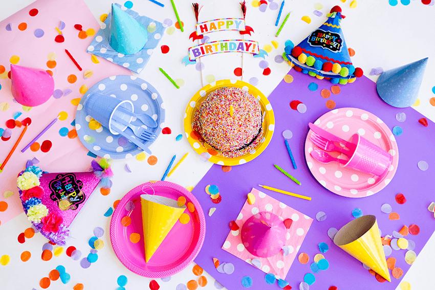 birthday party - party theme