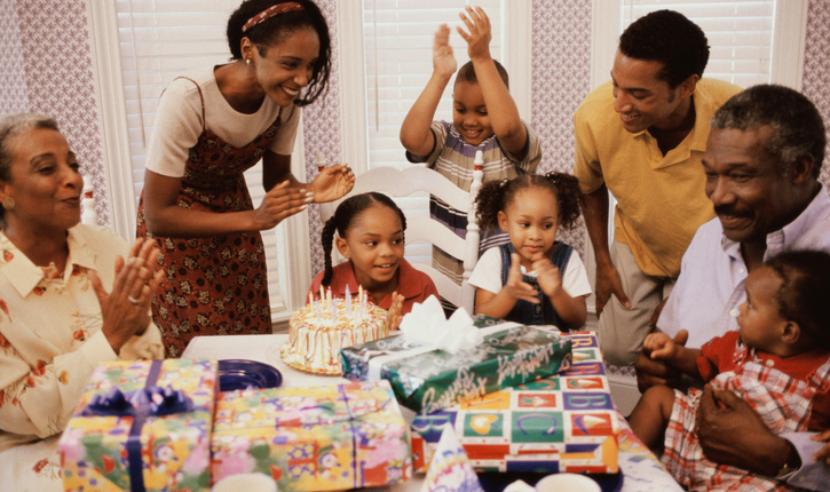birthday christmas dos - preserve birthday traditions