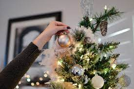 birthday christmas dos - turn christmas tree into birthday extravaganza